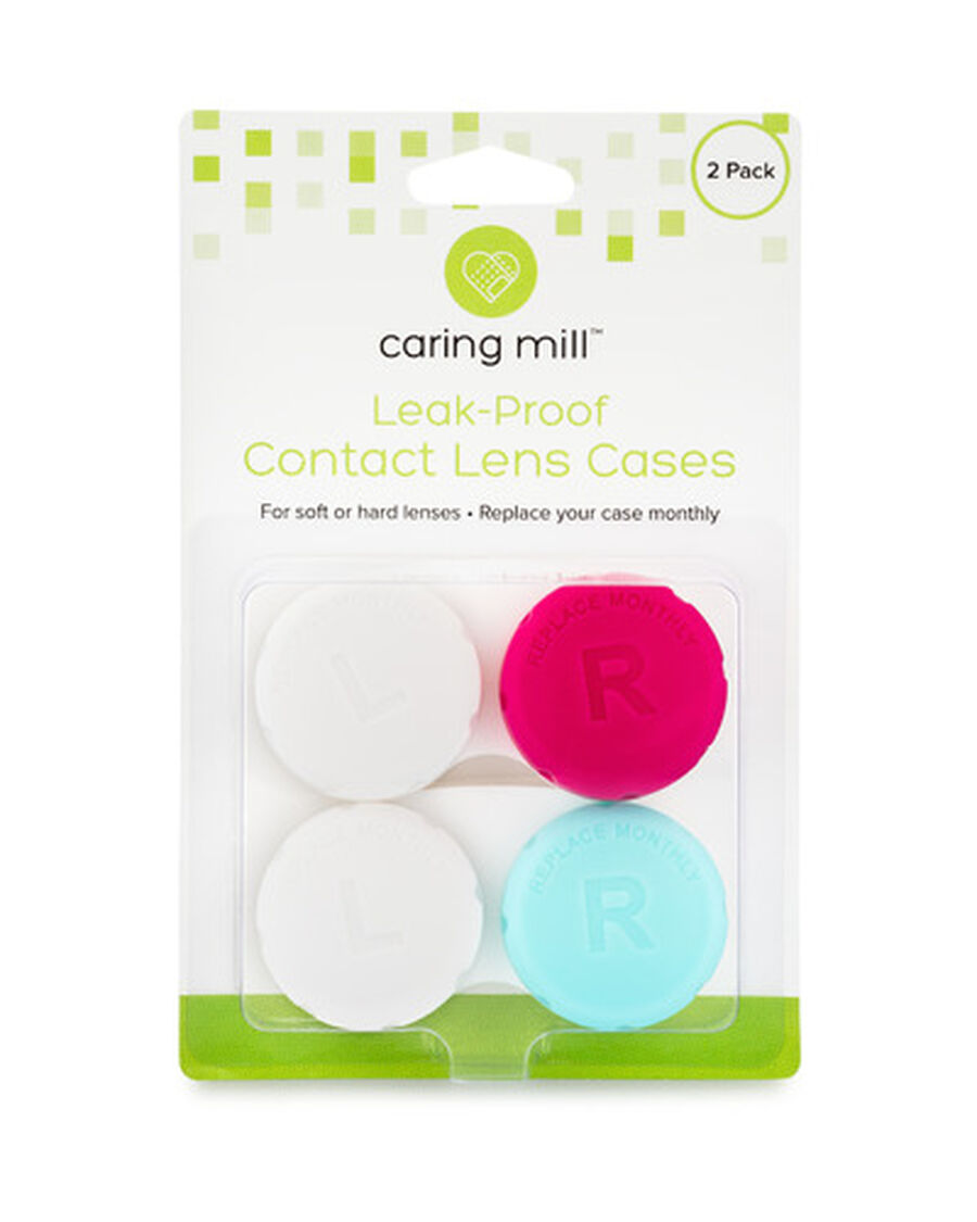 Caring Mill™ Contact Lens Case, 2 Pack, , large image number 0