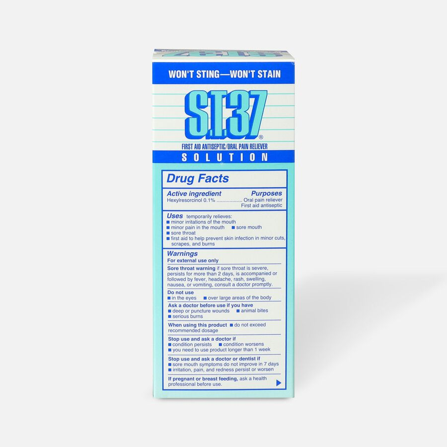 S.T. 37 First Aid Antiseptic, 8 oz, , large image number 1