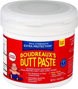 Boudreaux's Butt Paste, Maximum Strength, 14 oz. Jar