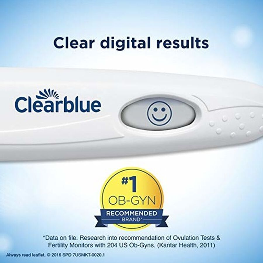 Clearblue Digital Ovulation Test - 20ct, , large image number 3
