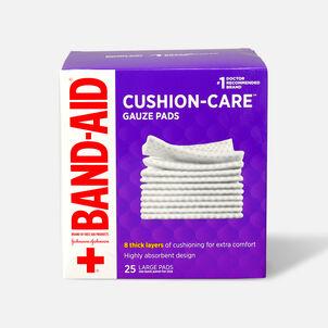 Band-Aid First Aid Gauze Pads 4x4, 25 ea