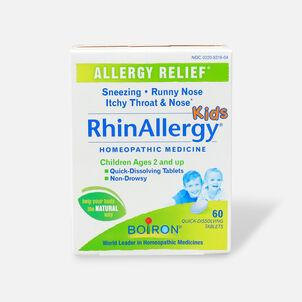 Boiron Rhinallergy Kids, 60 Tabs