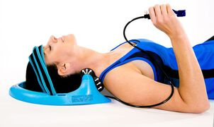Posture Pump® Dual Disc Hydrator®, Relieves Neck Pain, Model 1400-D