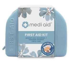 Mediaid Designer First Aid Kit, 100+ Items
