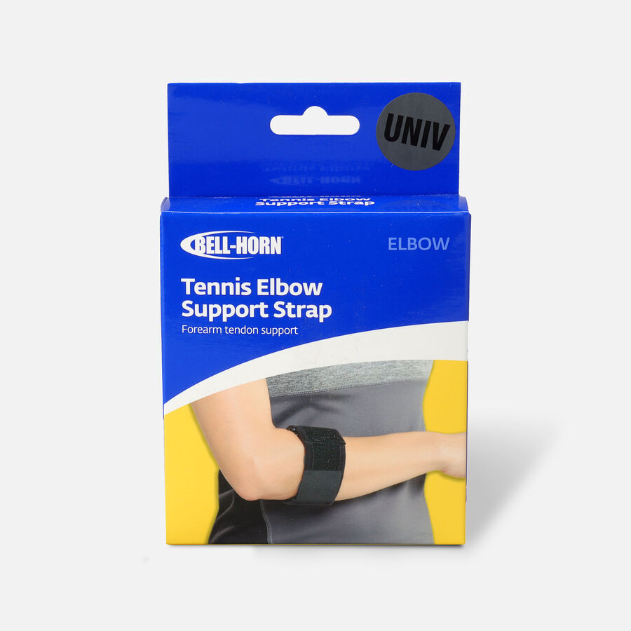 Bell-Horn Tennis Elbow Support Strap, , large image number 0