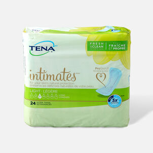 TENA Intimates™ Ultra Thin Light Pads Long, 24 ct