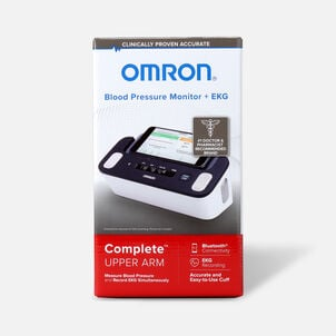 Omron Complete Wireless Upper Arm Blood Pressure Monitor + EKG