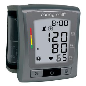 Caring Mill® Automatic Wrist Blood Pressure Monitor Series 500