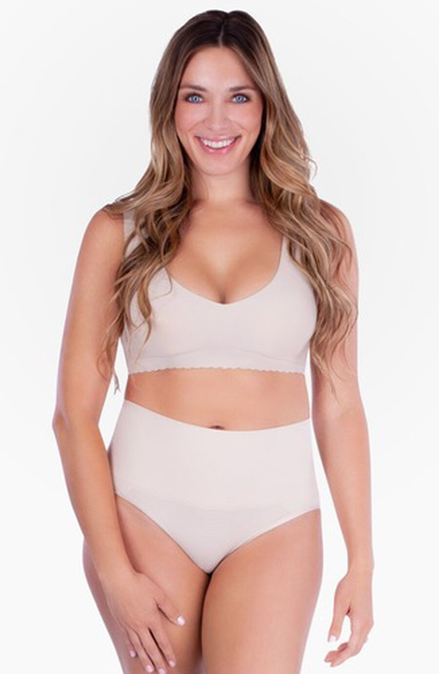 Belly Bandit C-Section Recovery Briefs- Nude, , large image number 0