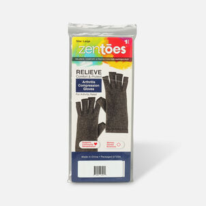 ZenToes Arthritis Compression Gloves, 1 pair