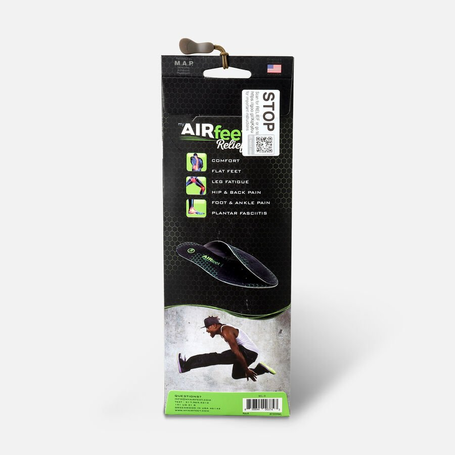 Airfeet Relief Insole, M/L, , large image number 1