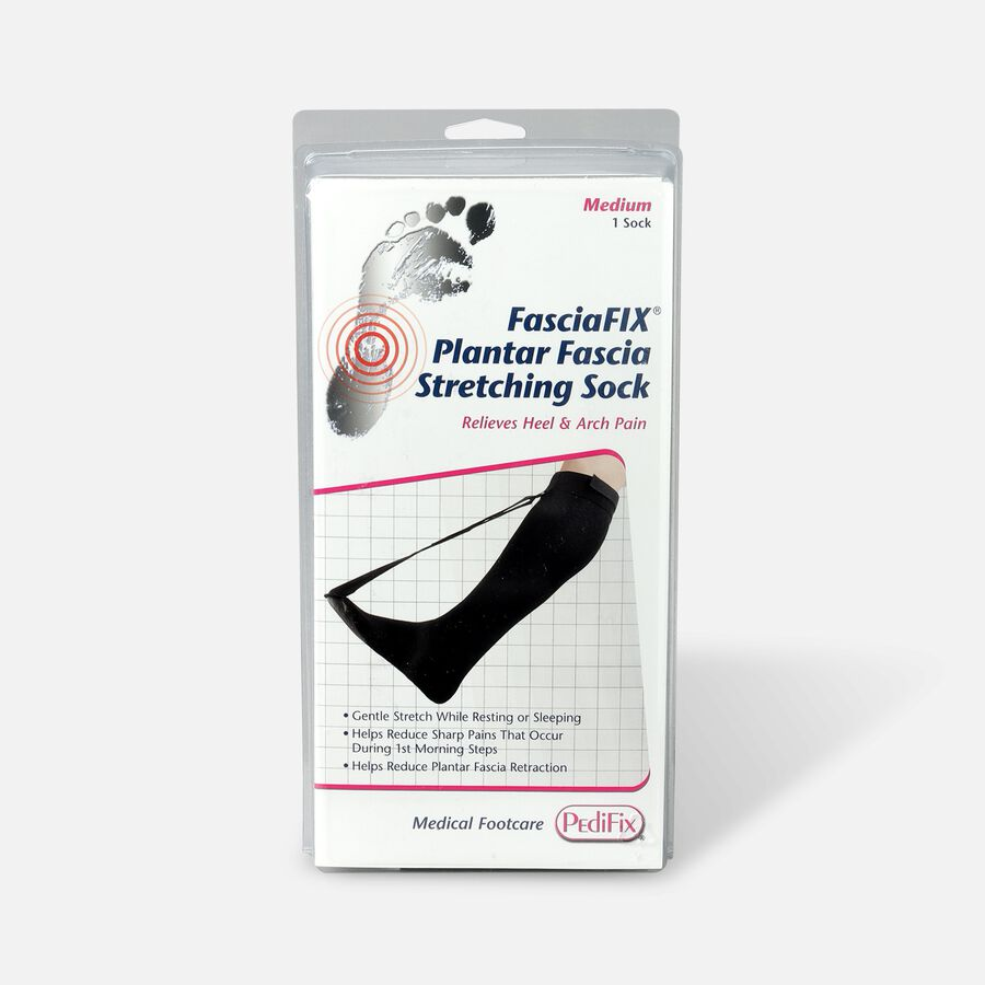 Pedifix FasciaFIX Plantar Fascia Stretching Sock, , large image number 1