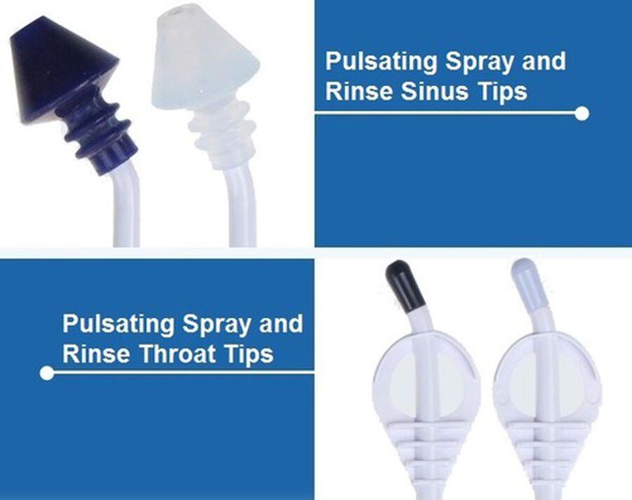 SinuPulse Elite, Advanced Nasal Sinus Irrigation System, Model SP100, , large image number 10