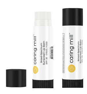 Caring Mill™ Broad-Spectrum Sunscreen Lip Balm, SPF 30