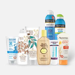 Healthy Skin Sun Care Bundle