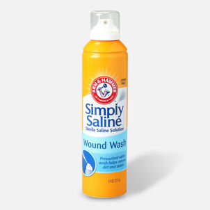 Simply Saline Wound Wash Sterile Solution Spray, 7.1 fl oz