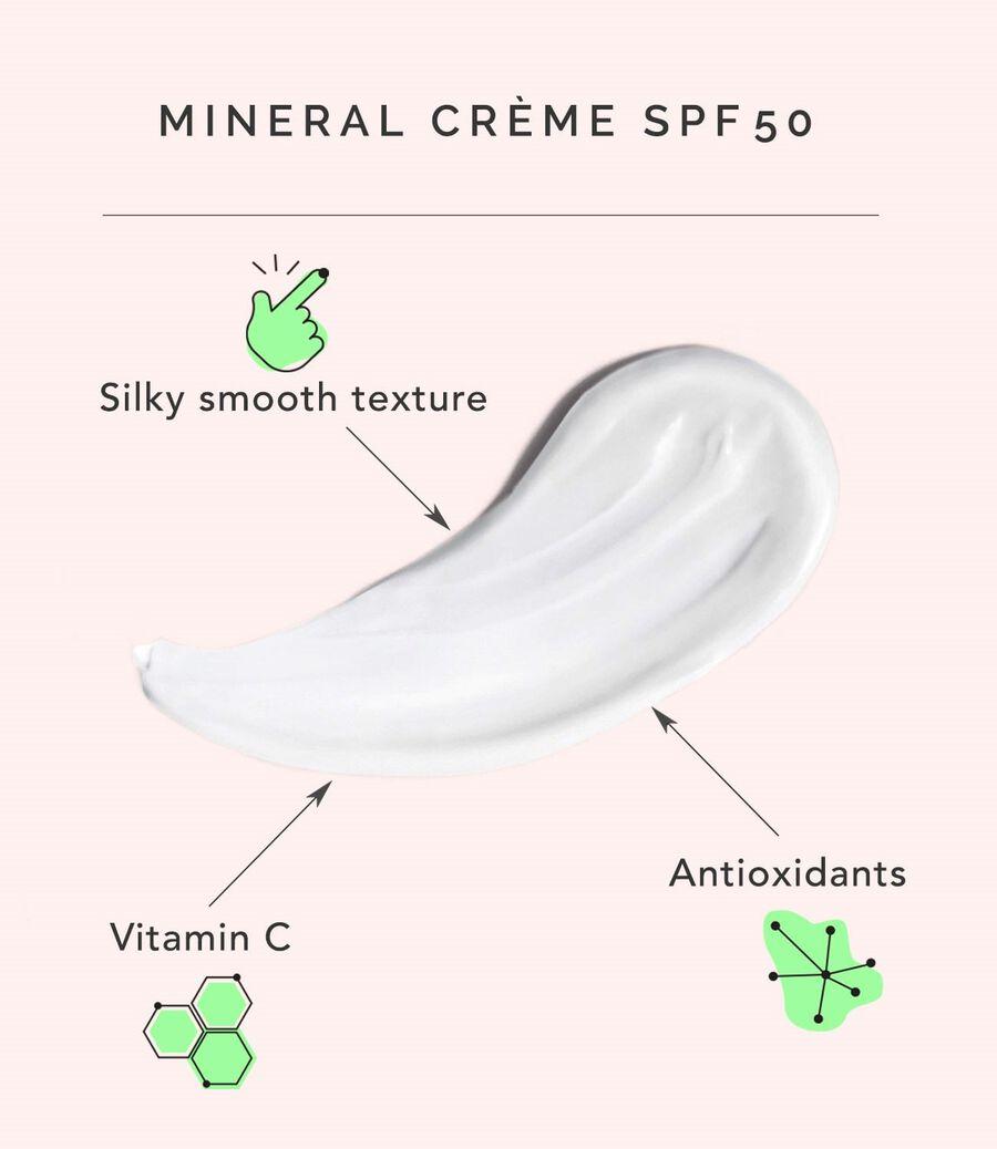 MDSolarSciences Mineral Creme Broad Spectrum SPF 50, 4 oz, , large image number 5