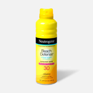 Neutrogena Beach Defense Sunscreen Spray, 6.5 oz