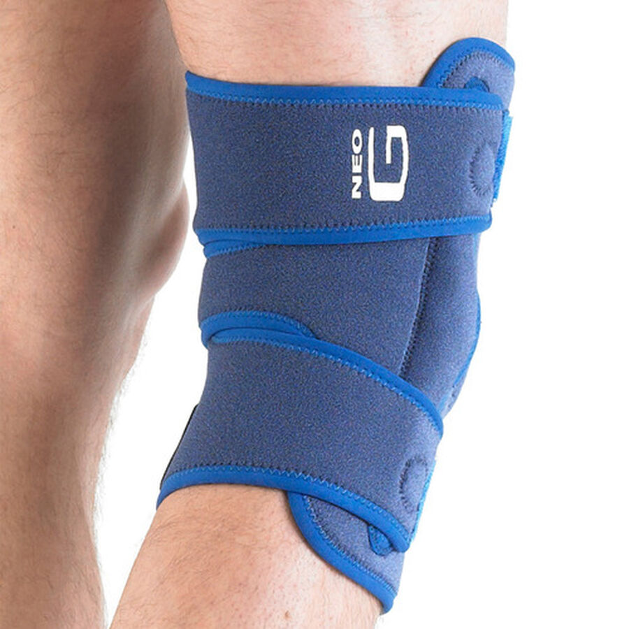 Neo G Hinged Open Knee Support, One Size, , large image number 3