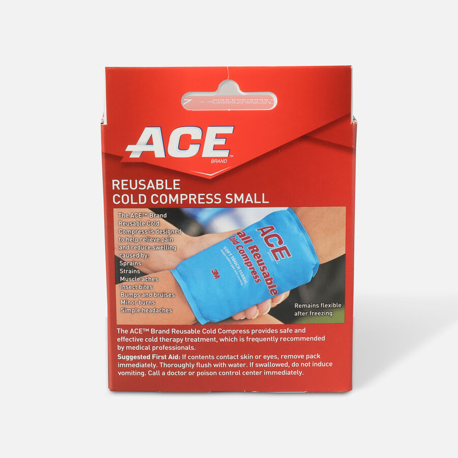 "Ace Reusable Cold Compress 5"" X 10"", 1 ea, , large image number 1"