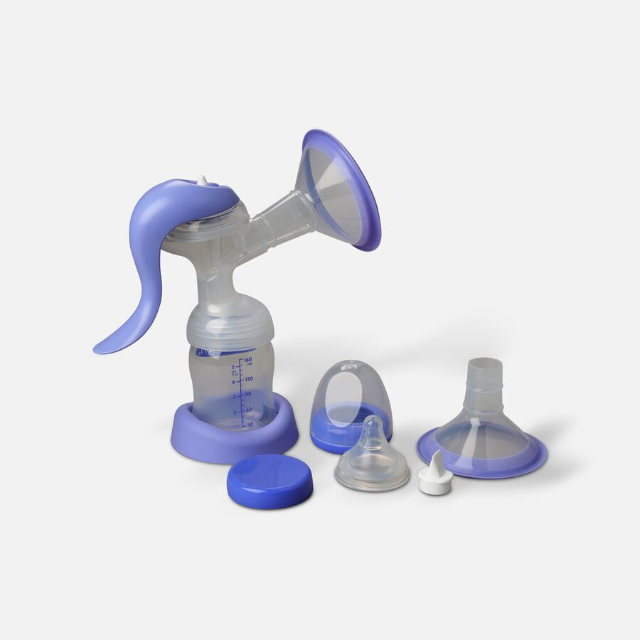 Lansinoh Manual Breast Pump, , large image number 1