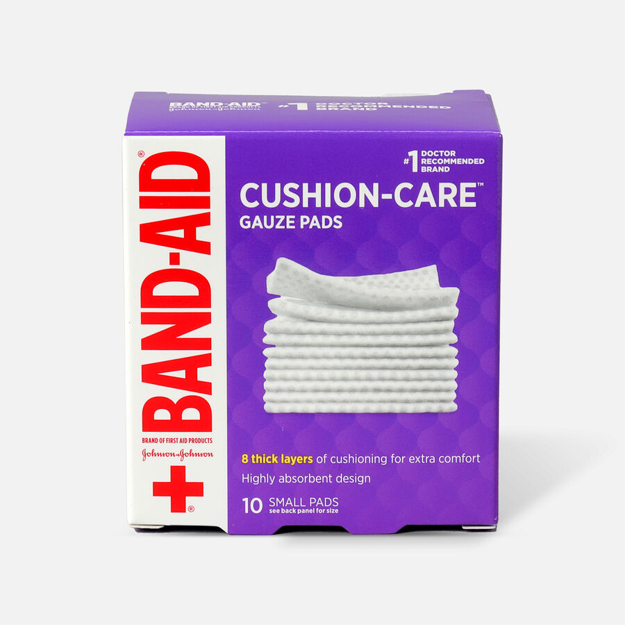 Band-Aid First Aid Gauze Pads 2x2, 25 ea, , large image number 0