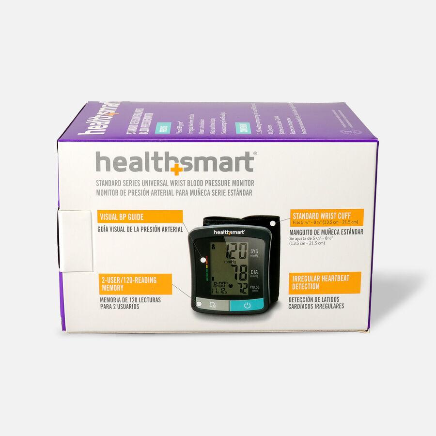 HealthSmart Standard Series LCD Wrist Digital Blood Pressure Monitor, , large image number 3
