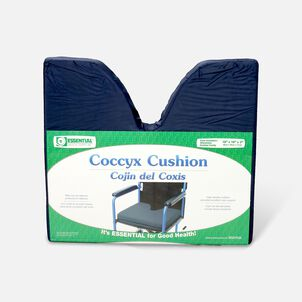 Essential Medical Supply Coccyx Cushion, 18x16x3