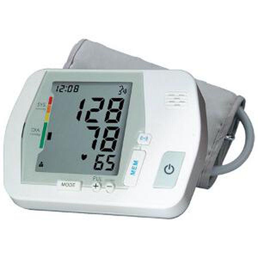 Simpro Naturespirit Automatic Bilingual Talking Arm Blood Pressure Monitor, 60 Memory, , large image number 0