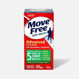 Schiff Move Free Advanced Plus MSM, 120 ct