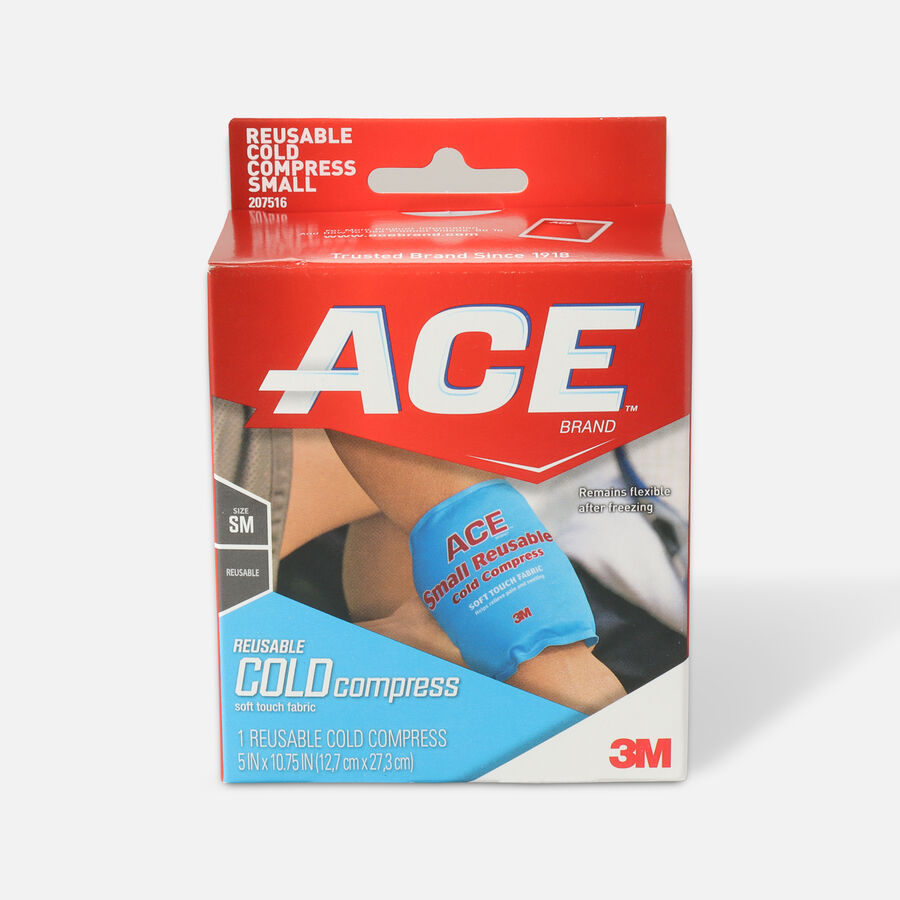 "Ace Reusable Cold Compress 5"" X 10"", 1 ea, , large image number 0"