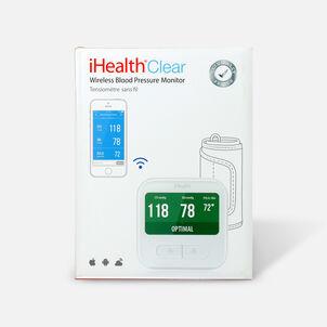 iHealth Clear Wireless Blood Pressure Monitor