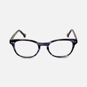 eyeOs Blue Claude Premium Reading Glasses
