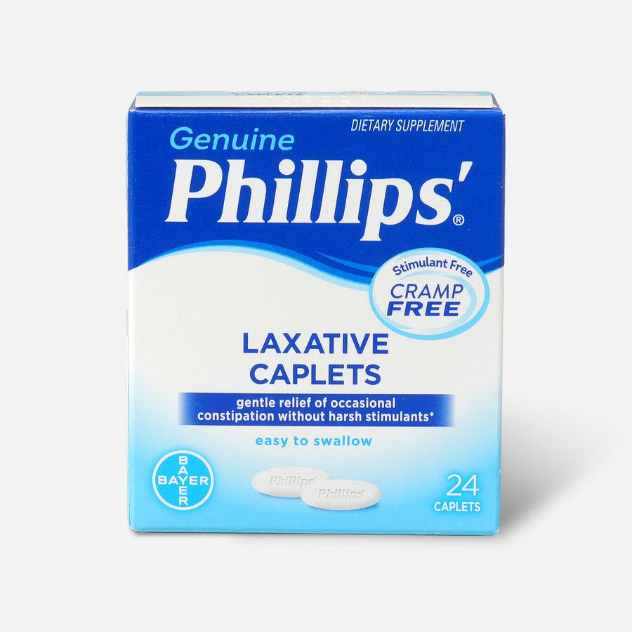 Phillips Cramp-free Laxative, Caplets, 24 ea, , large image number 2