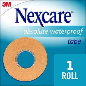 """Nexcare Absolute Waterproof Tape, 1"""" x 5 yds."""