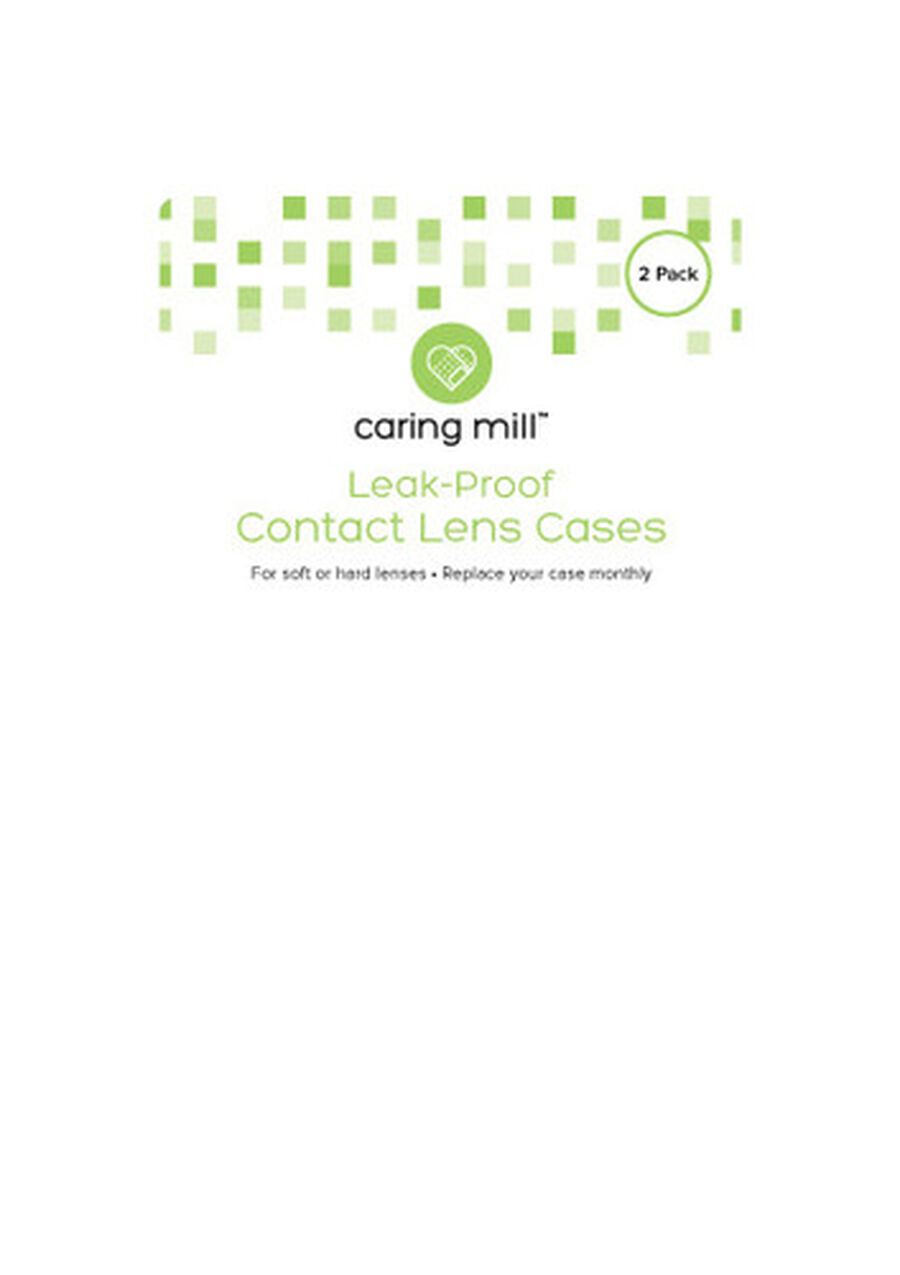 Caring Mill™ Contact Lens Case, 2 Pack, , large image number 2