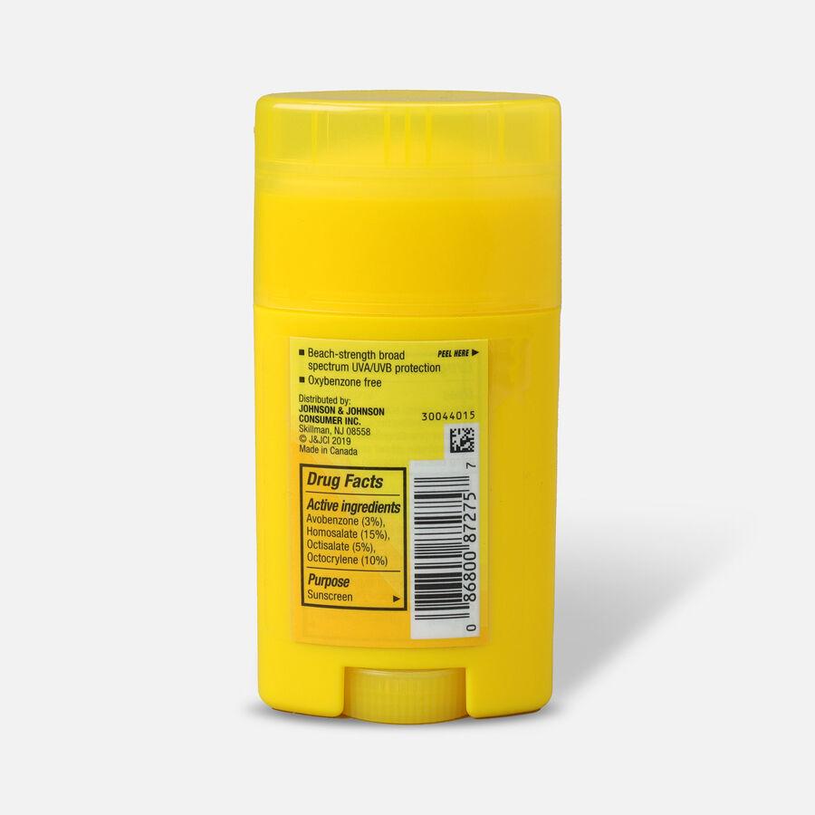 NEUTROGENA® BEACH DEFENSE® Sunscreen Stick Broad Spectrum SPF 50+, 1.5 Oz, , large image number 1