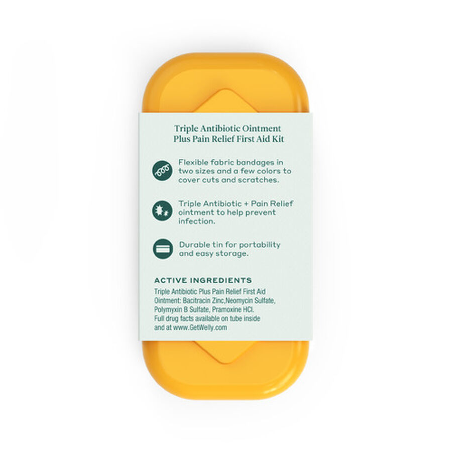 Welly Bravery Kit Bravery Balm Enhanced First Aid Kit, , large image number 1