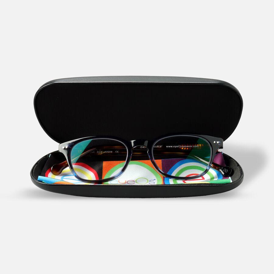 eyeOs Blue Claude Premium Reading Glasses, , large image number 6
