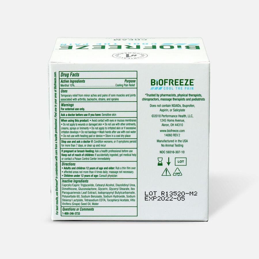 Biofreeze® Pain Relief Cream, 3oz Jar, , large image number 2