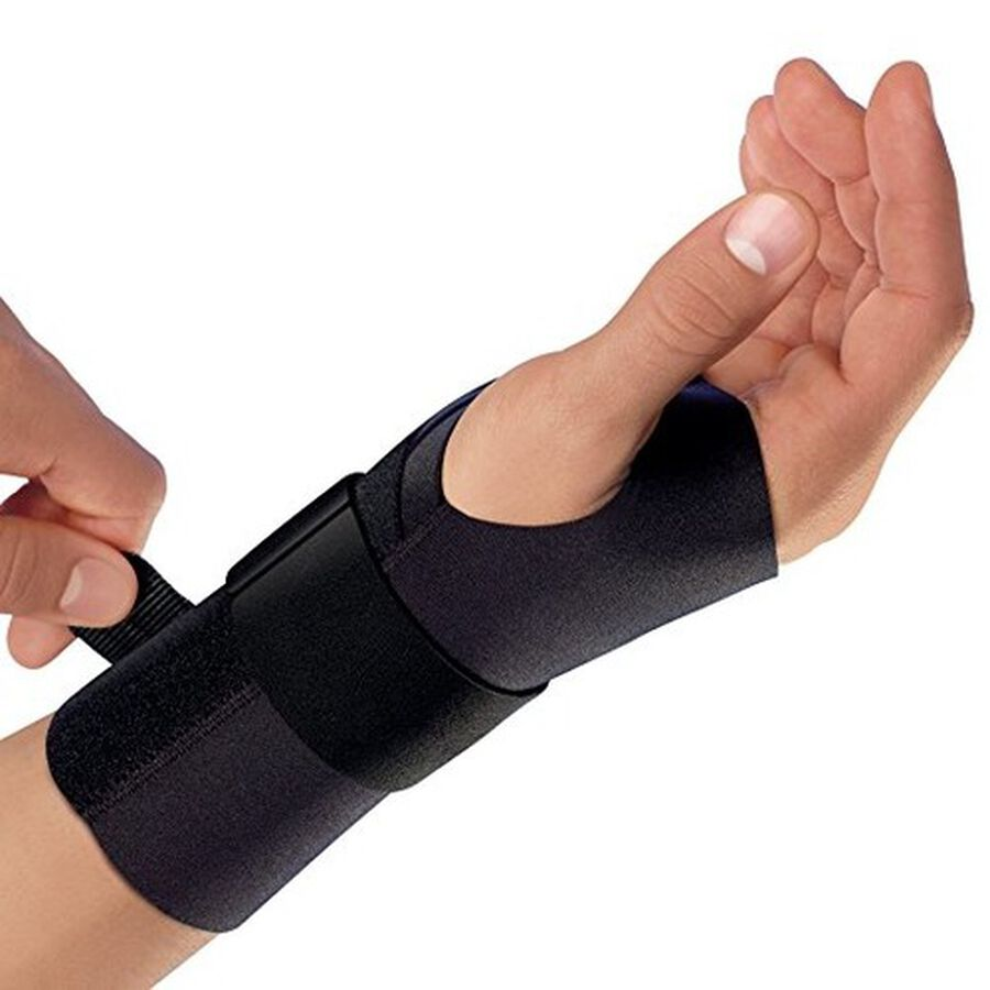 Futuro Energizing Wrist Support, Right, S/M, , large image number 2