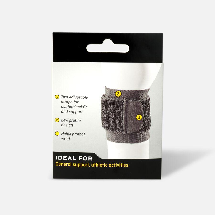 FUTURO Adjustable Sport Wrap Around Wrist Support, Black, 1 ea, , large image number 1