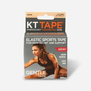 KT Tape Gentle Cotton Kinesiology Tape