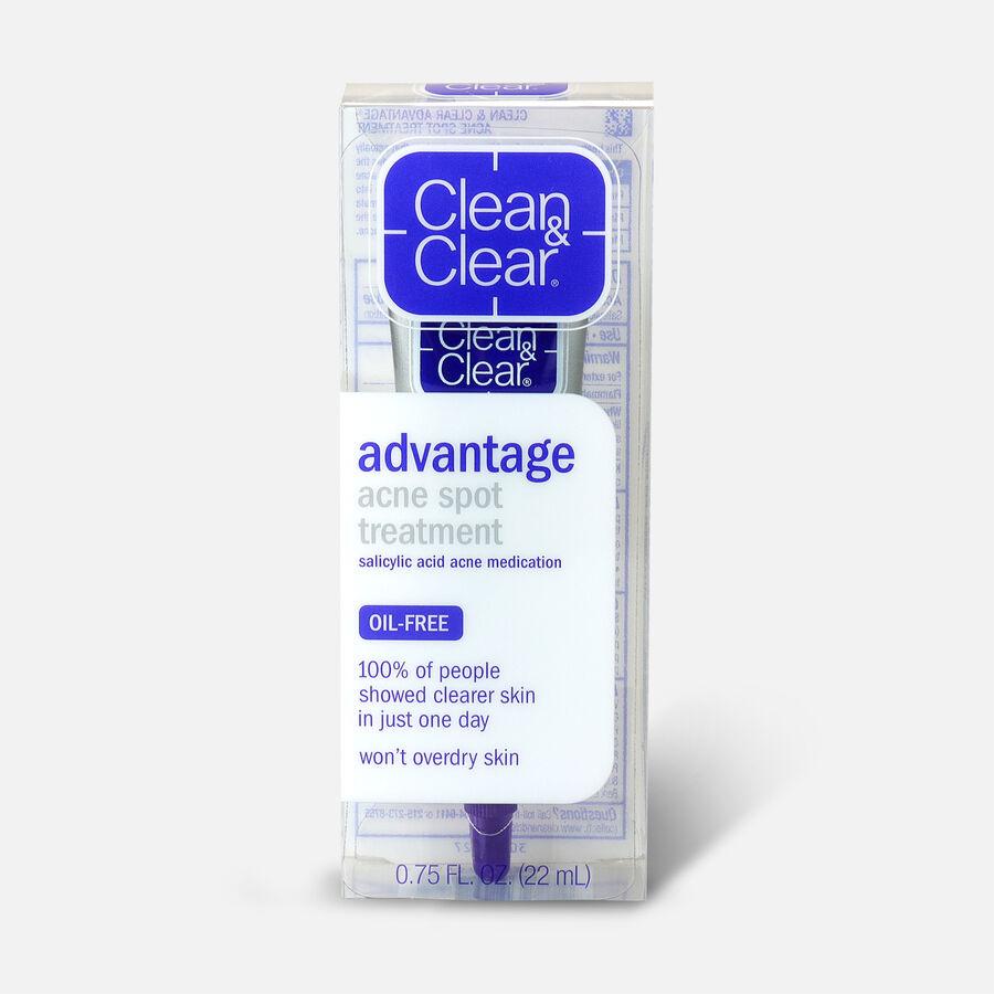 Clean & Clear Advantage Acne Spot Treatment, .75oz, , large image number 1