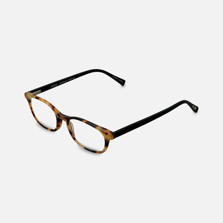 EyeBobs On Board Reading Glasses,Tortoise, , large image number 10