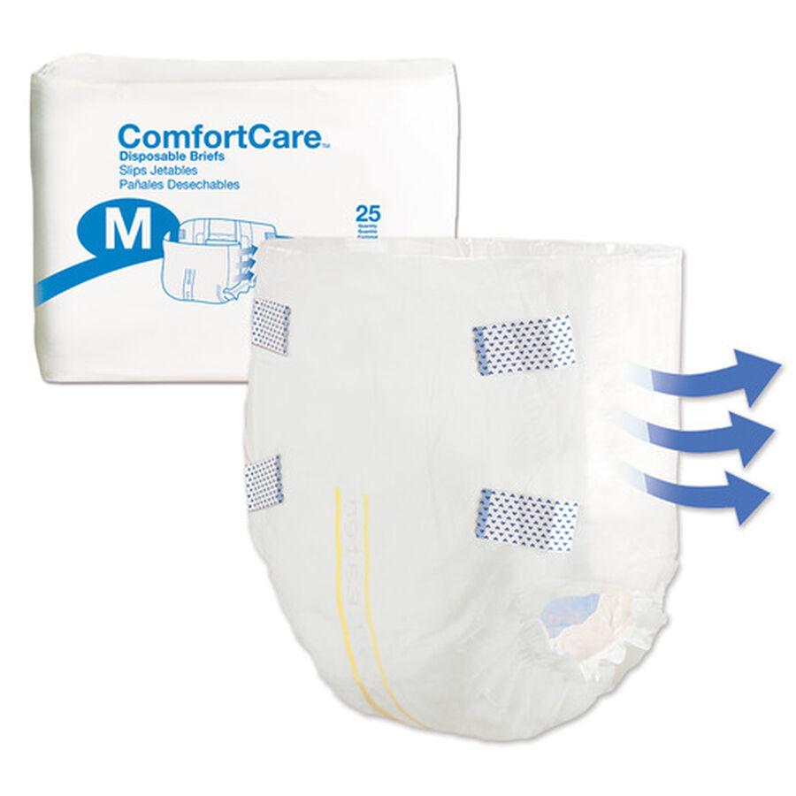 "ComfortCare Disposable Brief, Medium 32"" - 44"", , large image number 1"