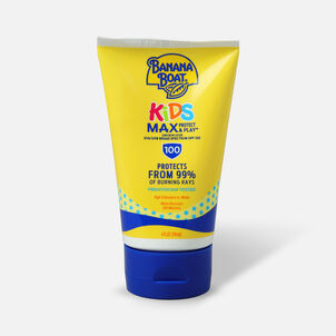 Banana Boat Kids Sunscreen Lotion SPF 100, 4 oz
