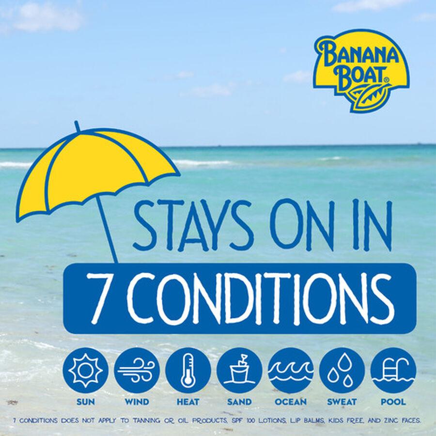 Banana Boat Simply Protect Sensitive Sunscreen Spray SPF 50+, 6oz., , large image number 4