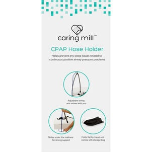 Caring Mill™ CPAP Hose Holder
