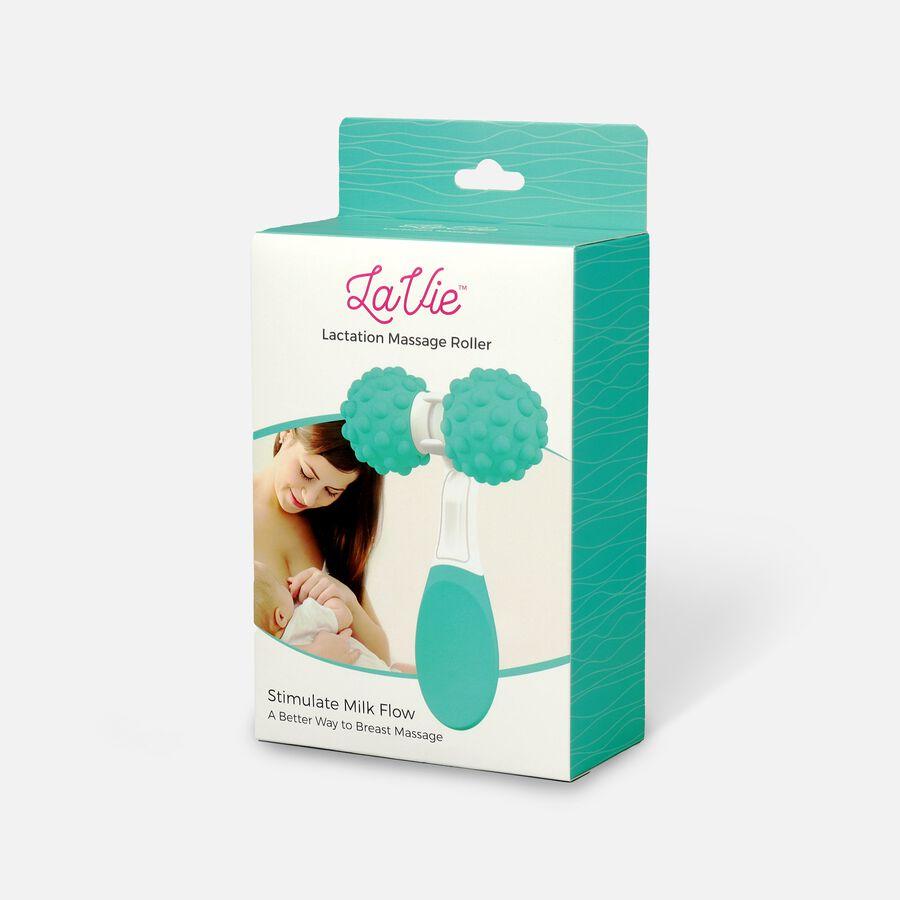 LaVie Lactation Massage Roller, Teal, , large image number 2